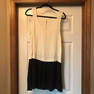 Urban Outfitters Drop Waist Dress